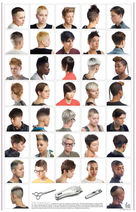 Queer Haircuts, Gender Trouble, And Cyborg Theory  Fambloyant-9660